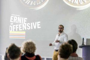 aus Sicht eines Designers: Die Ernie-Offensive,  Andreas Jacobs, AGD-Botschafter für kreatives Arbeiten