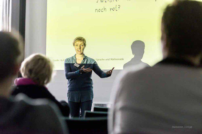 aus Sicht eines Unternehmens: Petra Meyer, Human Ressources, SAP
