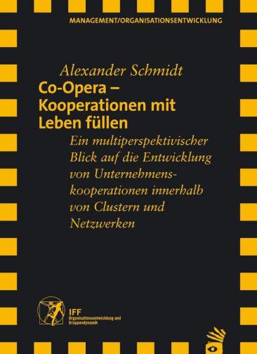 """Cover """"Co-opera"""""""