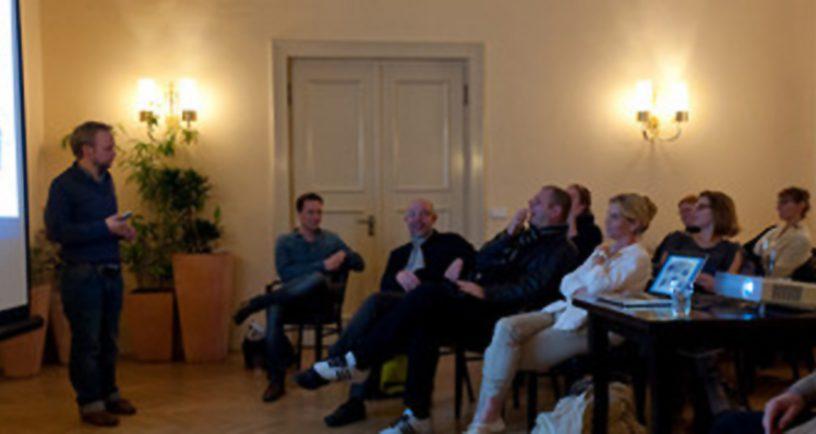 Foto des Vortrags