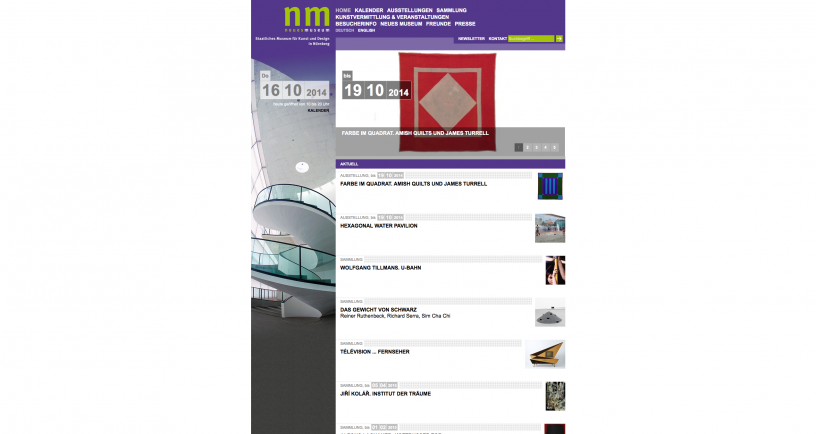 Bild Website
