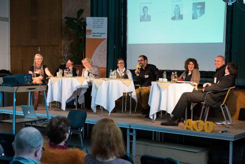 MV 2013 – Blick aufs Podium |Foto: Dieter Düvelmeyer