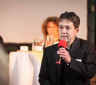 MV 2013 – Steuerberater Ansgar Müller gibt den Überblick über den AGD-Jahresabschluss |Foto: Dieter Düvelmeyer