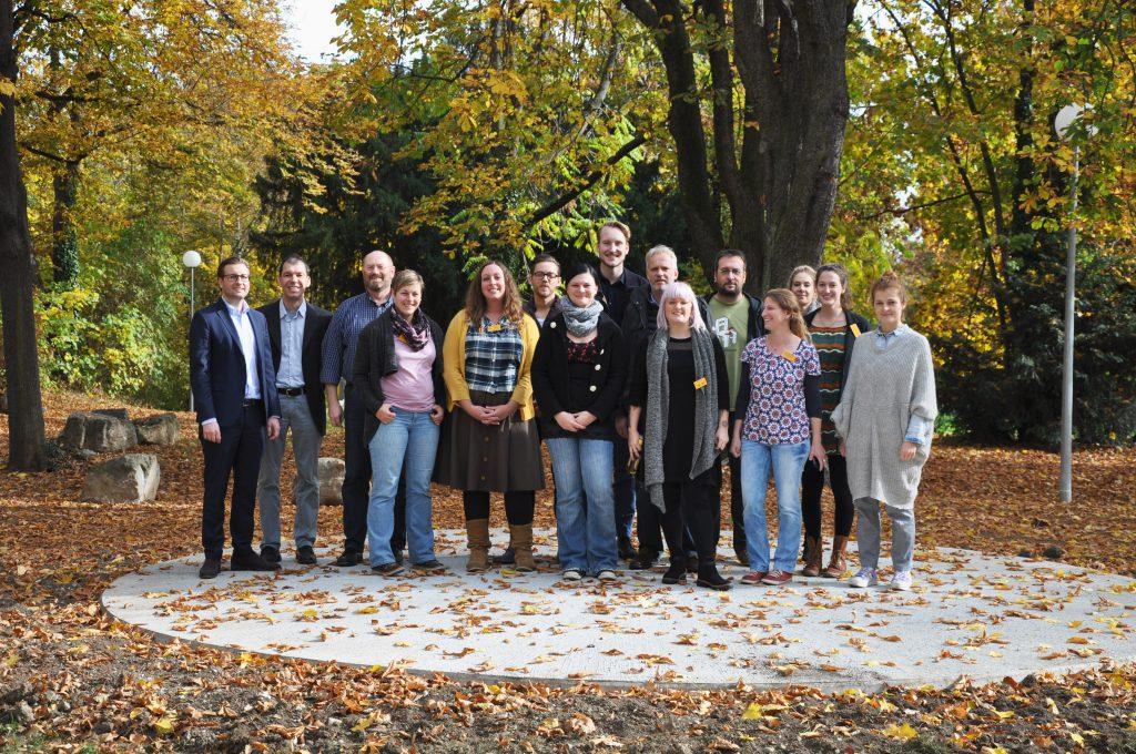 Seminarteilnehmer und -referenten 2014