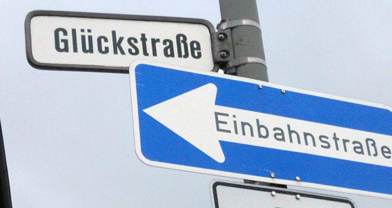 Glückstraße