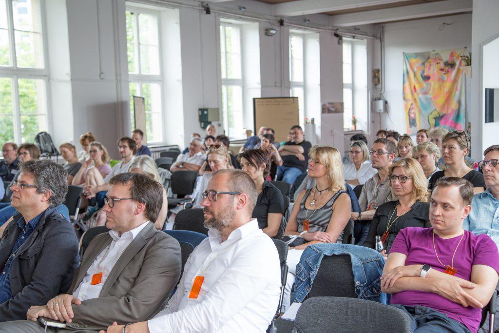 Publikum AGD Jahrestagung 2016 in Berlin
