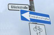 Bild Glückstraße