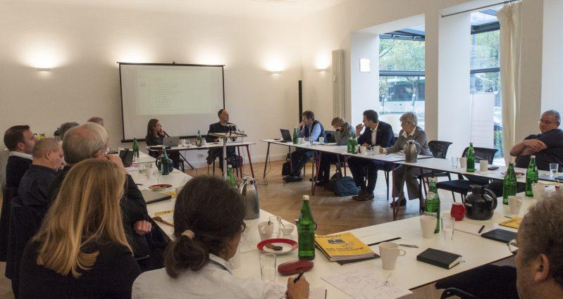 BAGSV-Treffen am 10.10.2017. Foto: Jan-Peter Wahlmann AGD