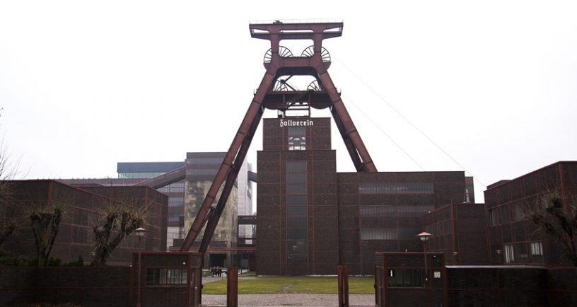 Zeche Zollverein, Foto: Herbert Popp