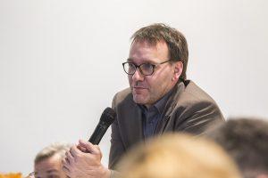 Torsten Meyer-Bogya, erster Vorsitzender der AGD, Foto: Herbert Popp