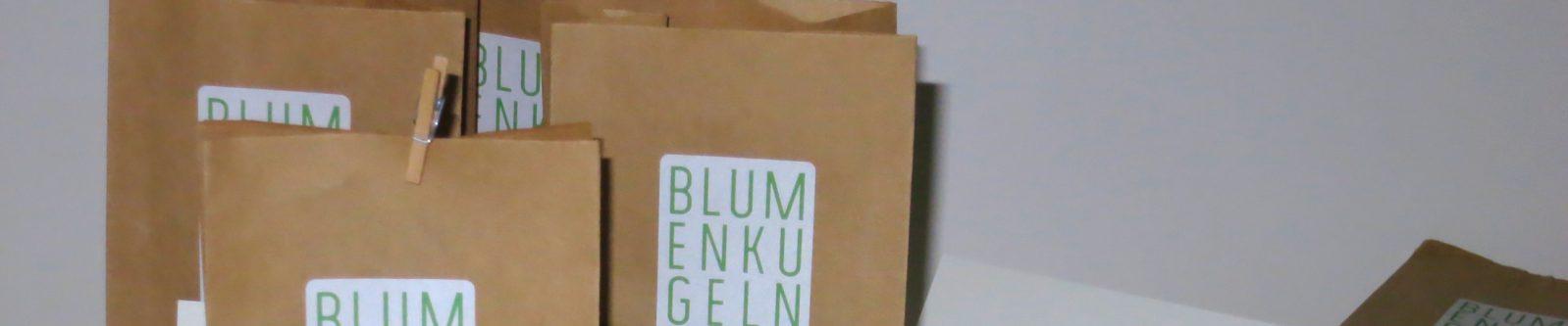 Verpackung für Blumenkugeln @ zappo.berlin, 2016