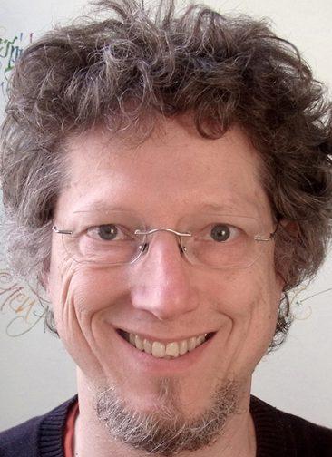 Thomas Hoyer, Type-Designer und Kalligraph