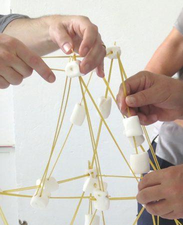 Spagetti-Turm