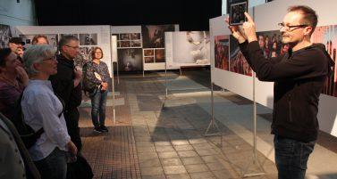 Führung durch die Ausstellung World Press Photo 2019