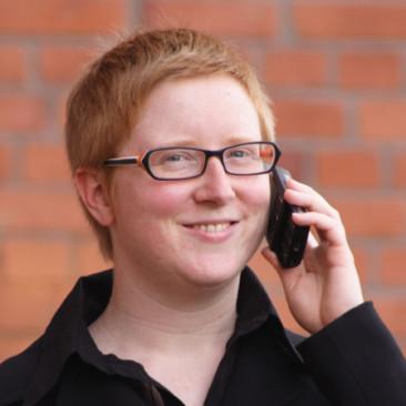 Profilbild von Annika Brinkmann