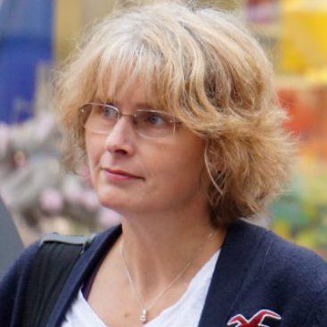 Profilbild von Heike Beckmann