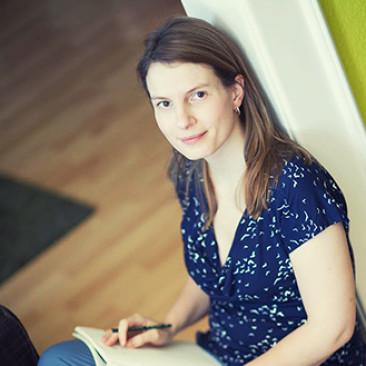 Profilbild von Annika Lewin